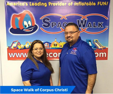 Branch Managers - Maria Ortiz and Michael Garcia