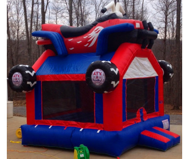 15x15 ATV Bounce