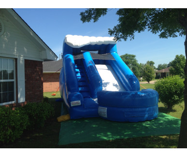 13' Lil' Surf Water Slide