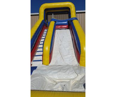 18 foot Wet/Dry Slide