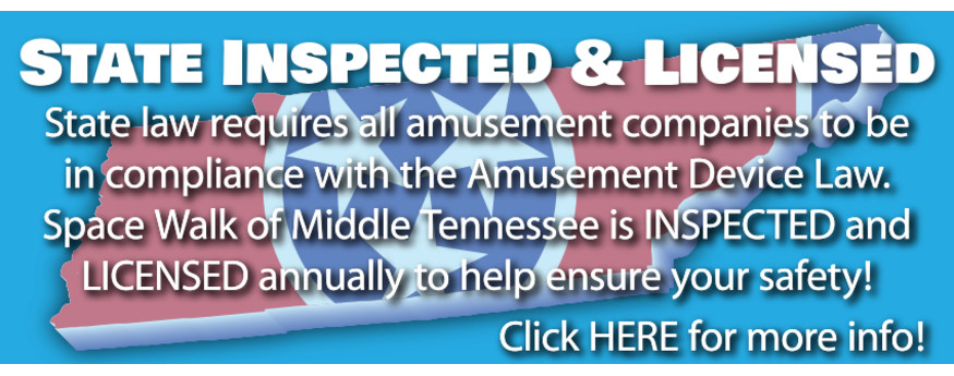 Tennessee Inspected and Licensed