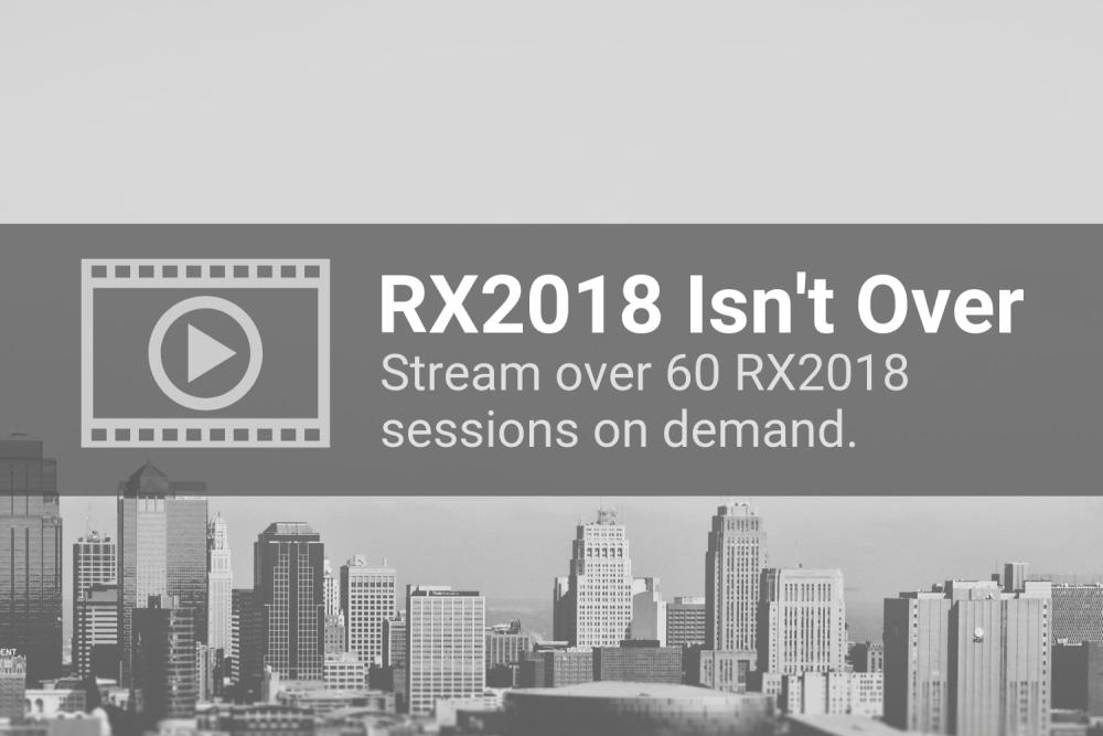 RX2018 Subscription