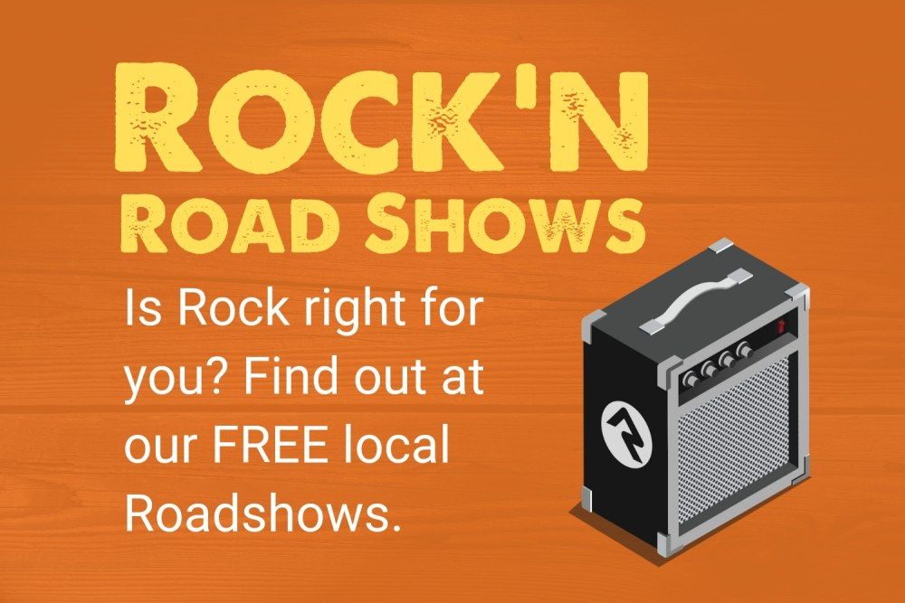 Rock'N Roadshow