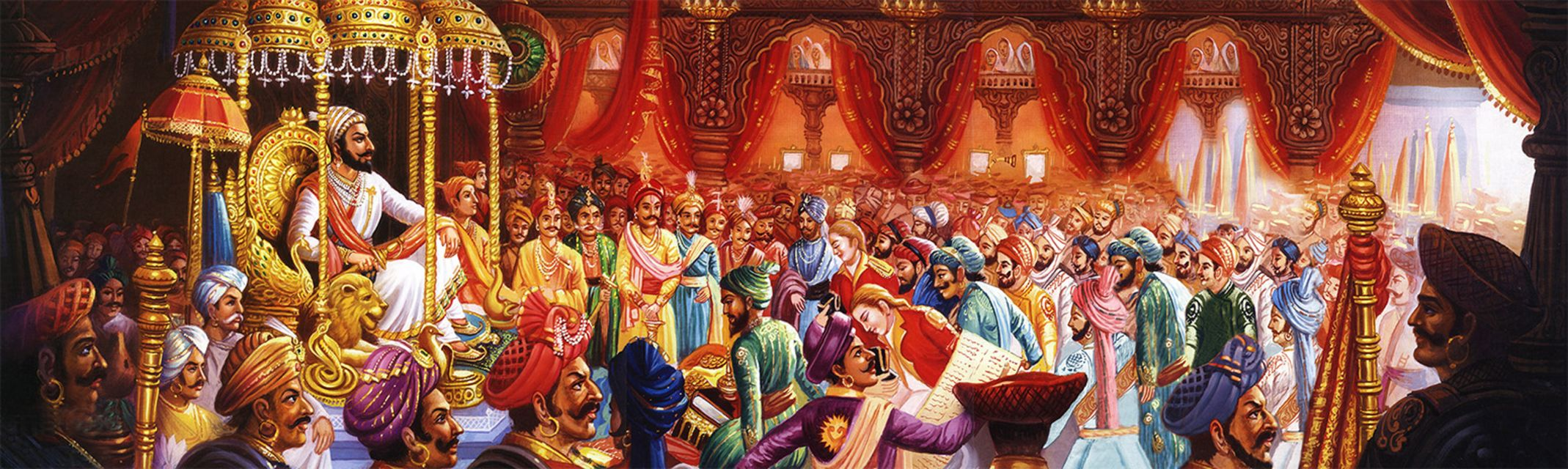 Hd Wallpapers Of Shivaji Maharaj Rajyabhishek Vinnyoleo Vegetal