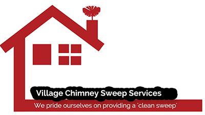 Professional design services – logo design for Village Chimney Sweep Services