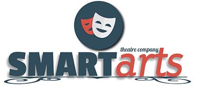 Professional design services - logo design for SmartArts theatre company