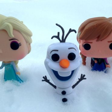 Figurines Funko POP! Disney