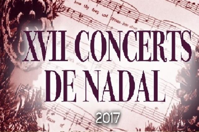 Concert de música clàssica.  XVII CONCERTS DE NADAL