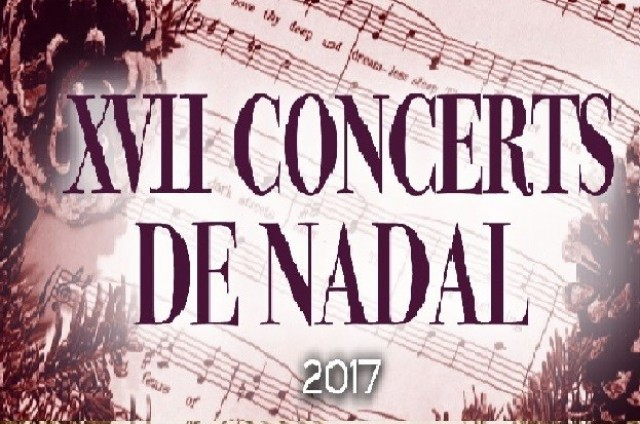 Cor de Sant Bonaventura i alumnat d'Oboè de l'Escola de Música. XVII CONCERTS DE NADAL