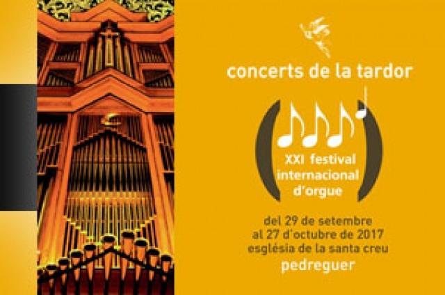 Concerts, sonates i variacions per a flauta de pa i orgue.  CONCERTS DE LA TARDOR
