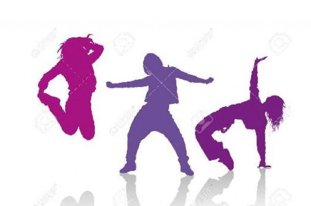 Dansa Moderna, mostra de Nadal. Alumnat del Curs de Dansa Moderna