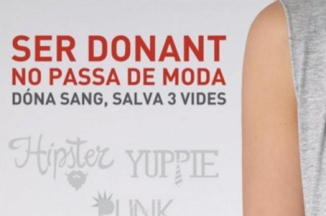 DONACIÓ DE SANG (DIMECRES 1 DE MARÇ)