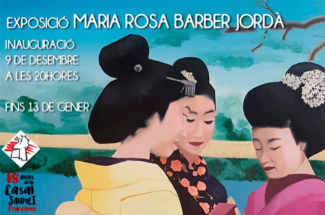 Exposició Maria Rosa Barber Jordà