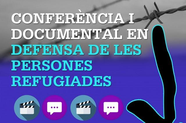CONFERÈNCIA EN DEFENSA DE LES PERSONES REFUGIADES (Francisco Javier de Lucas)
