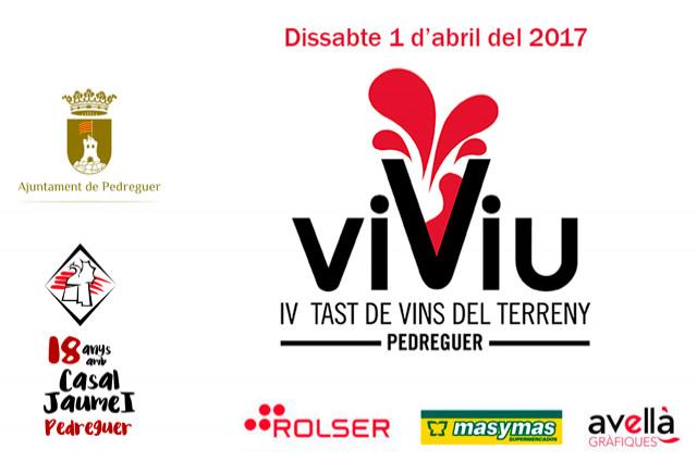 V VIVIU, Tast de vins del Terreny