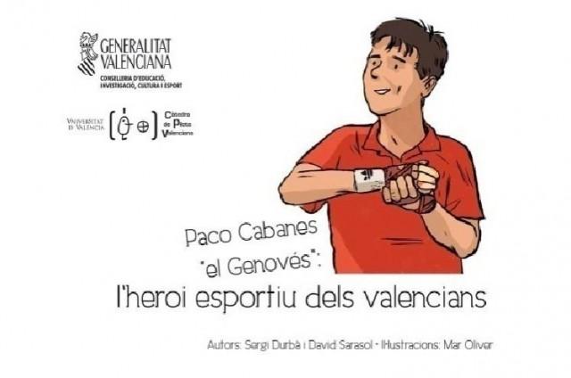Teatre: Una pilota al cor. Presentació del llibre Paco Cabanes, el Genovés.  LA PILOTA VALENCIANA
