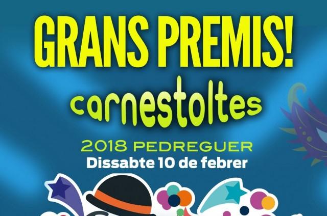 PREMIS CONCURS CARNESTOLTES 2018