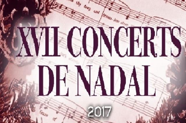 III Aplec Infantil de Danses.  XVII CONCERTS DE NADAL