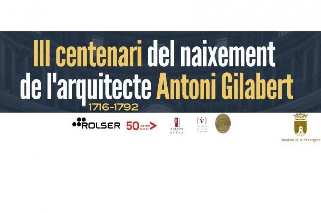 ARQUITECTE ANTONI GILABERT