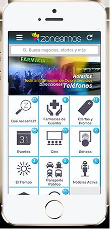 App Zoneamos