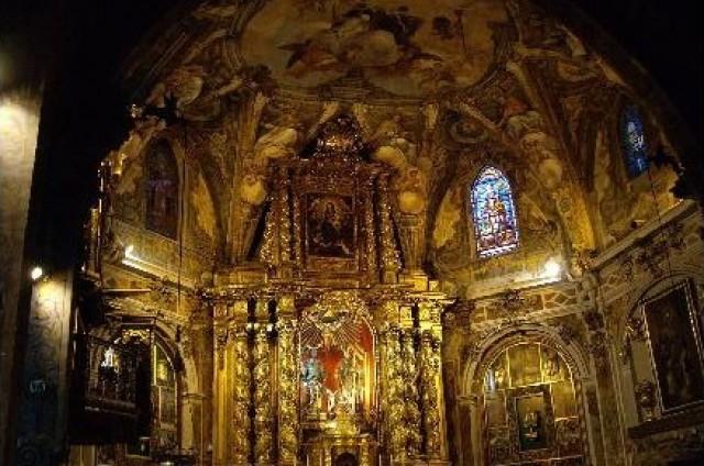 Excursió a l'església de Sant Nicolau (València). EXCURSIÓ CULTURAL