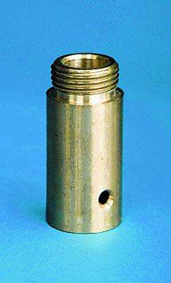 Solid Brass Ferrule for Wood Flagpoles - Brass
