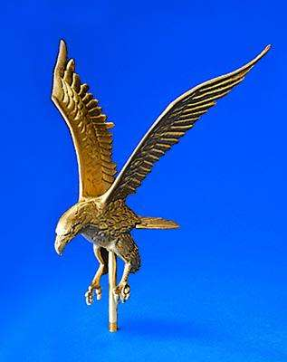 Golden Eagle Ornament