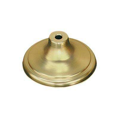 Endura Indoor Flagpole Stand - 1-1/8 Diameter Bore Gold