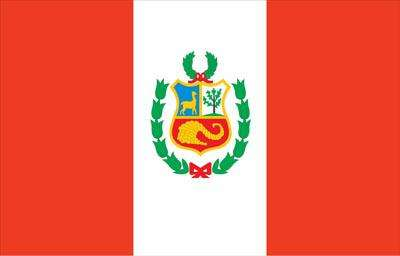 Peru World Flag