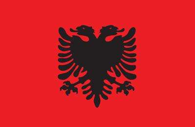 Albania World Flag