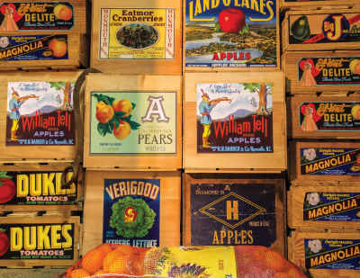 Vintage Labels 500 Piece Jigsaw Puzzle