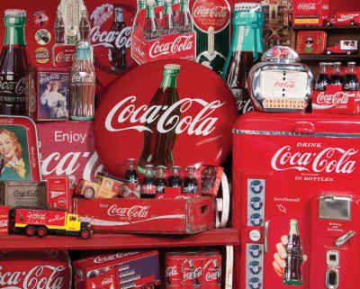 Coca-Cola Memories 1500 Piece Jigsaw Puzzle