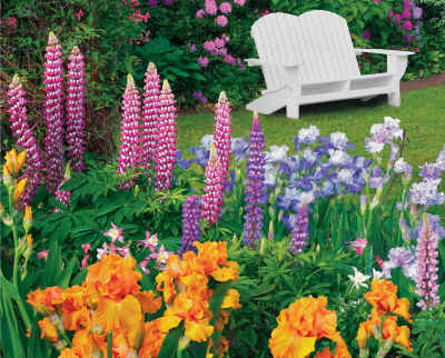 Garden Retreat 1500 Piece Jigsaw Puzzle