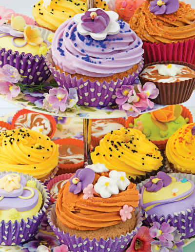 Cupcakes 350 Piece Jigsaw Puzzle