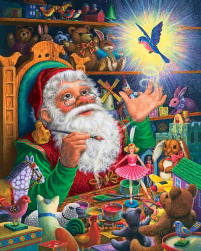 Magic Touch 1000 Piece Jigsaw Puzzle