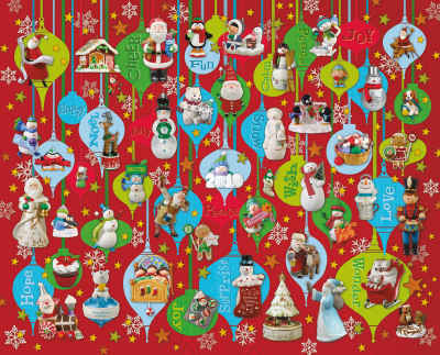 Christmas Keepsakes 1000 Piece Jigsaw Puzzle