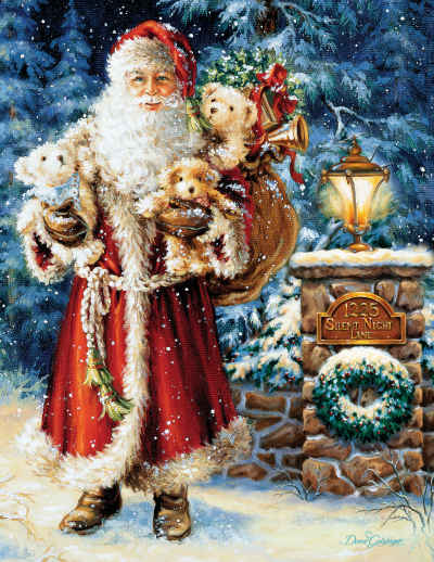 Bearing Gifts 1000 Piece Jigsaw Puzzle