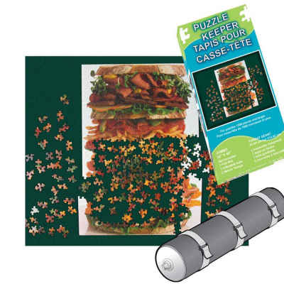 Puzzle Keeper Regular - 1000 Piece Puzzles and Smaller Jigsaw Puzzle Accessory