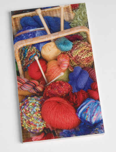 Knitter's Delight Bridge Score Pads Playing Cards Accessory