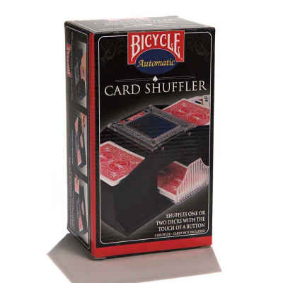 Bicycle Automatic Card Shuffler Playing Cards Accessory
