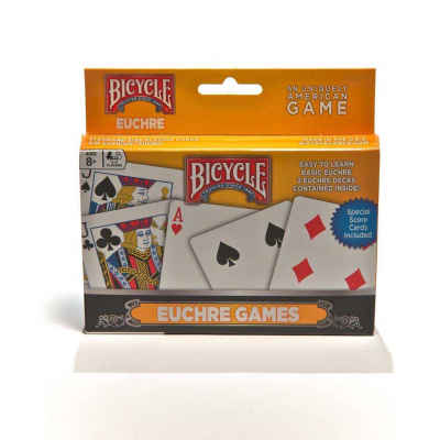 Bicycle Playing Cards Euchre Set Adult Playing Cards Game