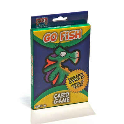 Hoyle Go Fish Oversized Card Game Kids Playing Cards