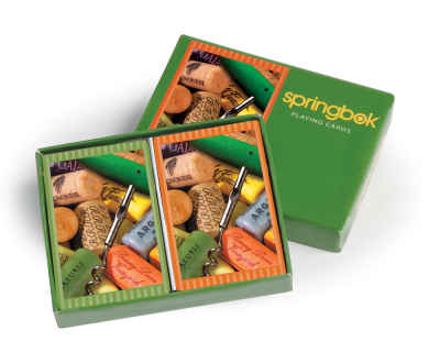 Cork Collection Bridge Playing Cards Standard Index Playing Cards