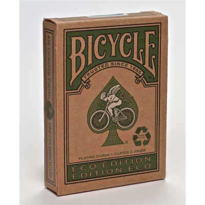 Eco Edition Bicycle Playing Cards Standard Index Playing Cards