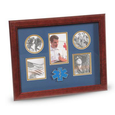 EMS Medallion 5 Picture Collage Frame