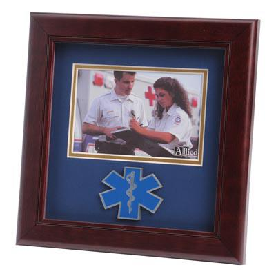 EMS Medallion 4-Inch by 6-Inch Landscape Picture Frame
