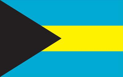 Bahamas World Flag