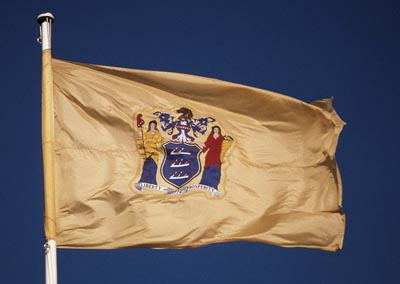New Jersey State Flag