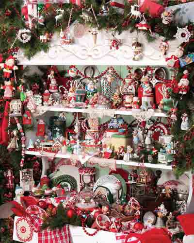Mrs. Claus' Cupboard 1000 Piece Jigsaw Puzzle