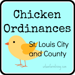 St. Louis City and County Ordinances